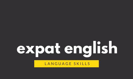 Expat English